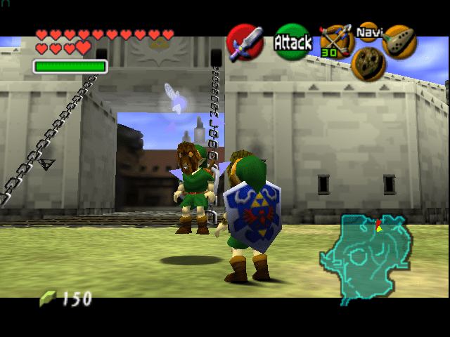 Le Retrrogaming avec Zelda, The Majora's Mask sur Nintendo 64