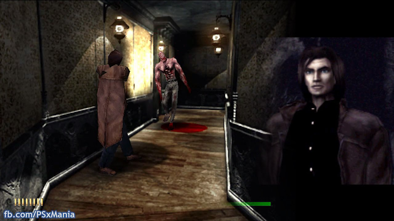 Le Retrrogaming avec Alone in the Dark - The New Nightmare sur Sony Playstation